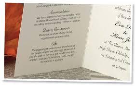 wedding invitation monetary gift wording socialgeist net