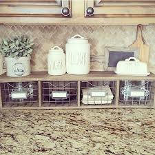 Small Picture Best 20 Kitchen counter decorations ideas on Pinterest