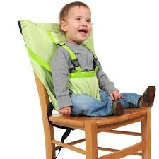 portable travel baby infant high chair booster safety seat belt harness cover with adjustable shoulder straps