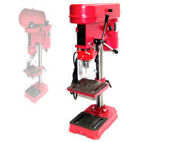 General International 12 In Variable Speed Drill Press With Laser Small Bench Drill Press