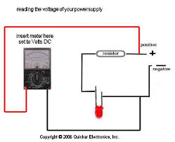 quickar electronics how to hook up leds choosing the correct once you know your power supply voltage you then make your calculations based on the led information supplied by the manufacturer voltage drop and