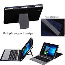 XXIUYHU for HP Elite X2 1012 G2 <b>Tablet Case PU Leather</b> Stand ...