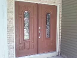 residential double front entry doors double front fiberglass entry door home front entry double doorsdoors