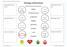 Emotions Lesson Plan For Toddlers : Roogen