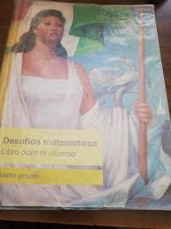 _libros que hay aquí son rojos y _cartas que hay allí son verdes. Libro De Matematicas 6 Grado Contestado Mercadolibre Com Mx