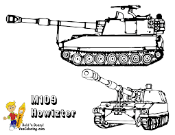 30+ Military Tank Coloring Pages Pics