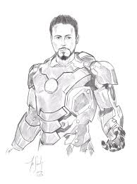 We hope you enjoy our growing collection of hd images. Tony Stark Coloring Pages Free Printables Page 1 Line 17qq Com