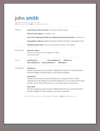 resume template of modern resume style modern resume style template of modern resume style