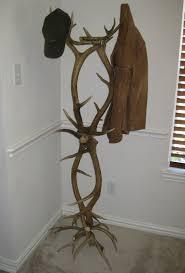 Antler Coat Racks ElkMule Deer Coat Hat Rack Antler Picasso™ 54