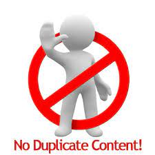 Why Duplicate Content can be Detrimental