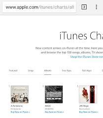 Itunes Charts Top 100 Worldwide 42 Paradigmatic Bigbang Itunes Chart