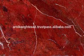 Red Marble Floors