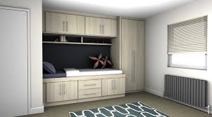 fitted bedrooms. Light Halifax Oak Fitted Bedrooms