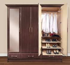 customize the inside of a wardrobe to make it function exactly as you need it on a busy morning add pullouts to lower shelves for easy access