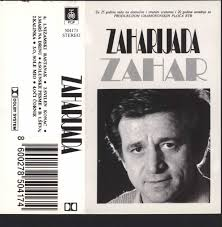 "MILUTIN POPOVIĆ ZAHAR 1992 Zaharijada – ""March on river Drina"" version - zaharijada-spreda"