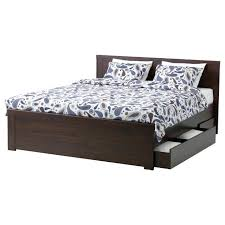 California King Bed Frames Ikea Best Bed Frame With 4 Storage Boxes ...