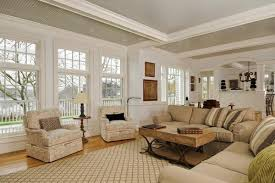 Cape Cod Living Room Enchanting A New House Built To Look Like Grey Gardens