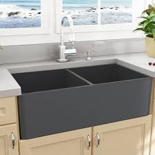 Fireclay Sink Reviews tfcfs33gdbl nantucket sinks usa 4308 by uwakikaiketsu.us