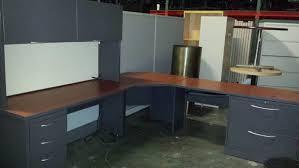 office hon office desks used hon 8x8 l shaped desks office