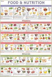 Food Nutrition Charts Exporter Manufacturer Distributor
