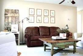 brown leather couch living room ideas. Decorating With Leather Furniture Living Room Brown Sofa Ideas Couch R