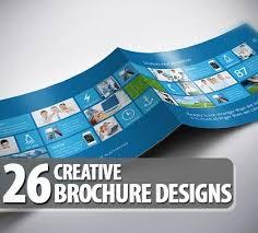26 Beautiful Examples Of Creative Brochure Designs Inspiration