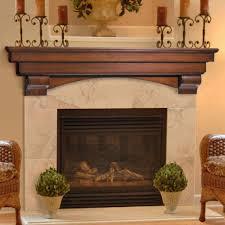 auburn fireplace mantel shelf zoom