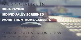 best high paying work from home jobs now hiring