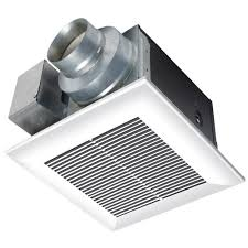 panasonic bathroom fans 80 cfm with light