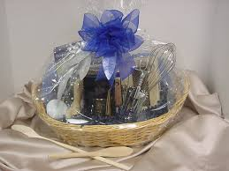 picture of cooking gift basket