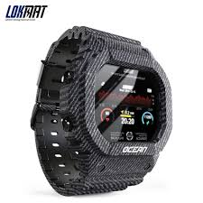 【Available】LOKMAT <b>Ocean Smart Watch Men</b> Fitness Tracker ...