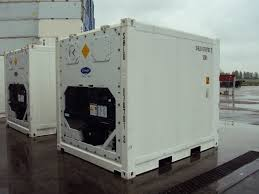 New 10ft Reefer Container - New - Reefer Sales Europe