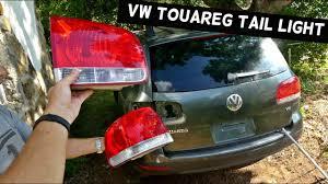 Vw Touareg Light Bulb Replacement Vw Touareg Tail Light Removal Replacement