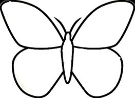 There is no reason to ever be bored with so many fun butterfly projects to work on! Easy Coloring Butterfly Pictures Coloring And Drawing