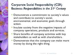 example about essay on corporate social responsibility essay on corporate social responsibility
