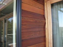buckling tongue and groove siding