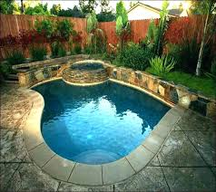 small pool cost texas yard best pools ideas on spool for yards fiberglass with glass bottom average f