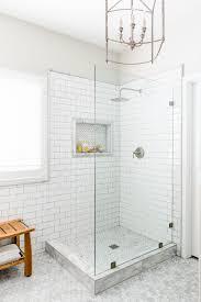 bathroom space carrara marble bathroom small corner shower white marble subway tile bathroom