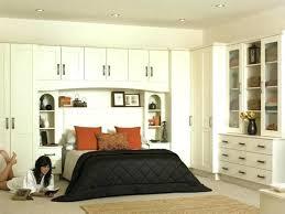 ikea built in wardrobes around bed bedroom cabinet design in closet