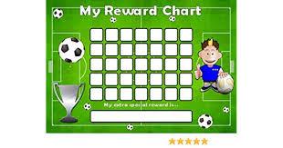 Football Reward Chart