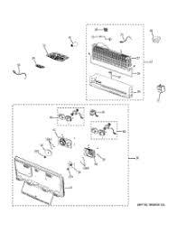 parts for ge pfsspkwass refrigerator com 03 zer section parts for ge refrigerator pfss6pkwass from com