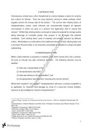 vitiating factors essay laws contracts b thinkswap vitiating factors essay