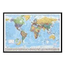 World Map Pin Board Amazon Co Uk