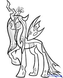 Coloring Pages My Little Pony Friendship Is Magic My Little Pony