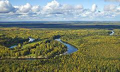 Сибирь Википедия Западно Сибирская равнина