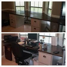 bay window standalone desk