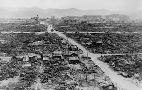 Image result for hiroshima bombed