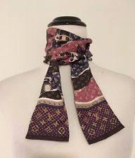 louis vuitton scarf. louis vuitton uniformes silk bandeau neck tie/scarf--very good condition! louis vuitton scarf