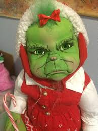 the grinch baby costume. Fine The Announcing A Grinch Baby Girl  By The Twisted Bean Stalk Nursery   YouTube And Costume U