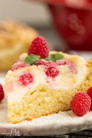 Raspberry Streusel Cream Cheese Coffee Cake  Call Me PMc